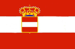 Austria-Hungary's Naval Ensign